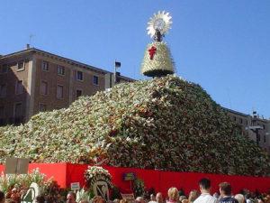 Fiestas del Pilar in Zaragoza: Eine andere Art von Oktoberfest