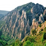 Los Órganos de Montoro (Teruel)