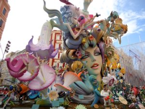Fallas von Valencia: Ein spektakuläres Frühlingsfest