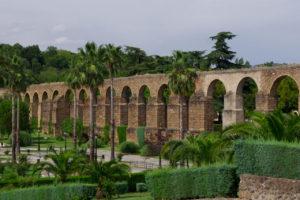 Plasencia: Mittelalterliche Stadt mit Stadtmauer, Kathedralen und Palästen
