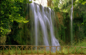Kloster & Park Monasterio de Piedra: Traumhafter Ort plus faszinierende Landschaft.