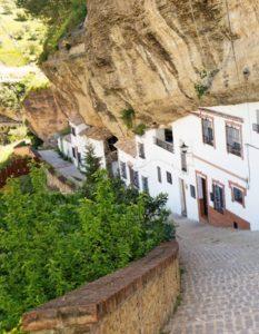 Setenil: ein Paradies für Maler und Fotografen