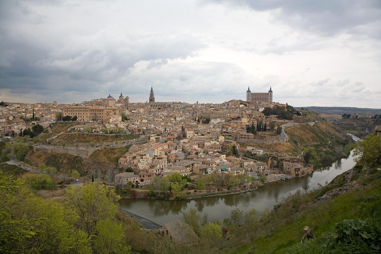 """Toledo: """"Schmelztiegel"""" der Christen, Juden und Muslimen"""